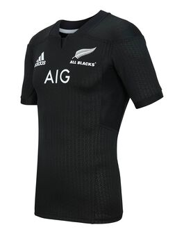 Adult All Blacks Home Players Fit Jersey