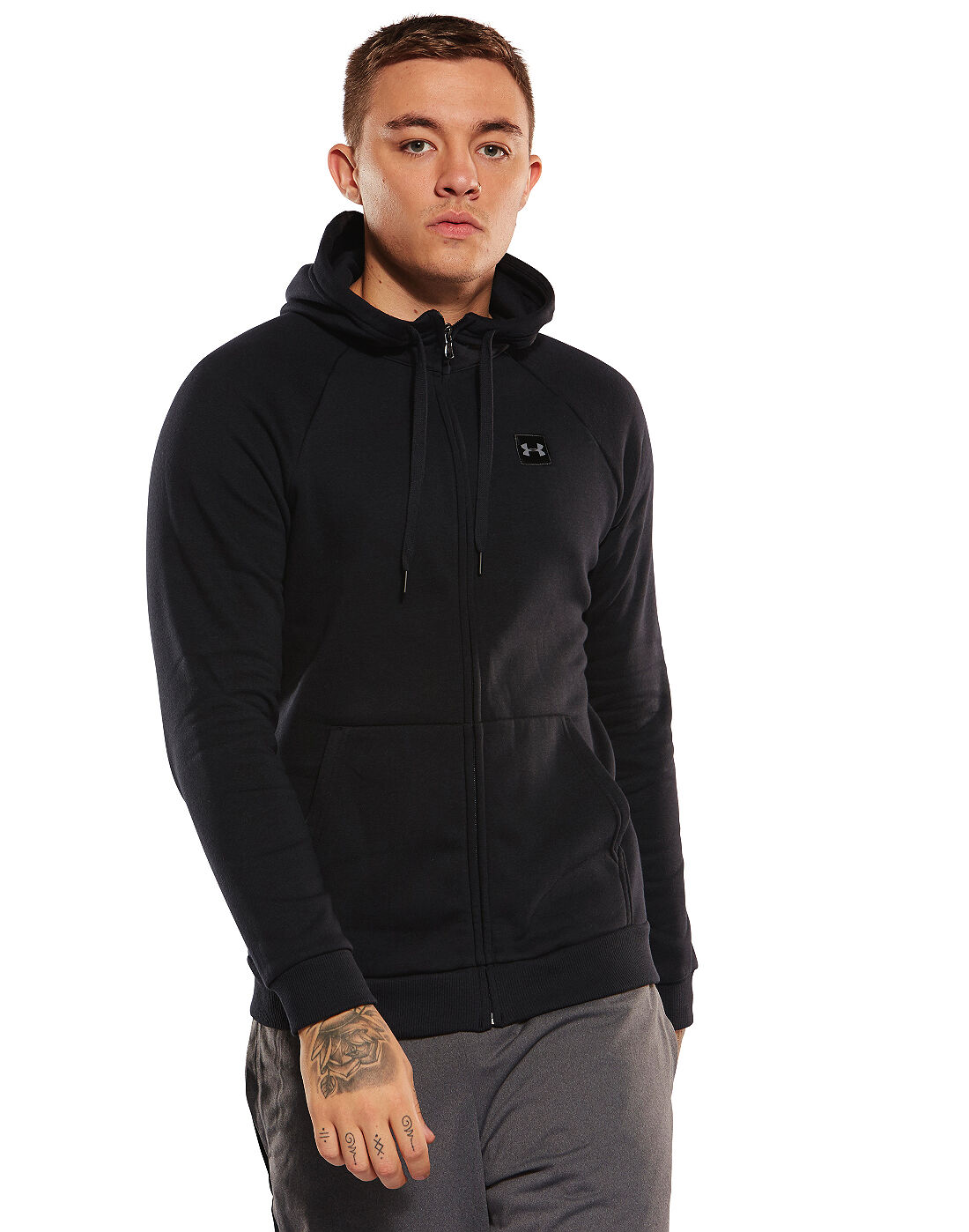 Under Armour Mens Rival Fleece Hoodie | Life Style Sports