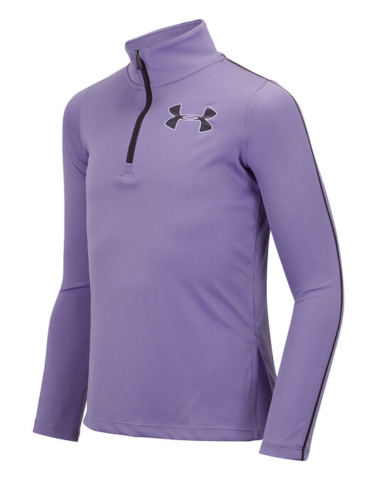 Older Girls Tech Half Zip Top