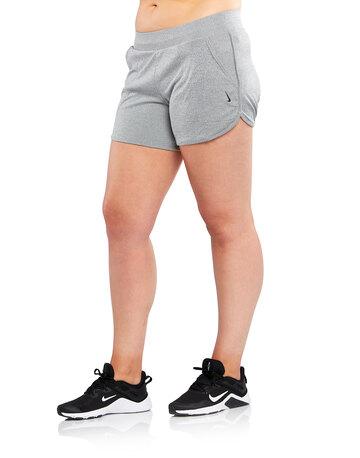 Womens Yoga Luxe Rib Shorts