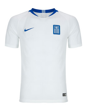 Adult Greece Home 18/19 Jersey