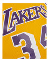 Shaquille ONeal LA Lakers Basketball Jersey