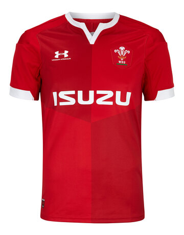 Adult Wales Home Jersey