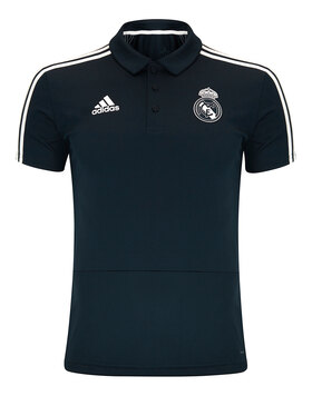 Adult Real Madrid Training Polo