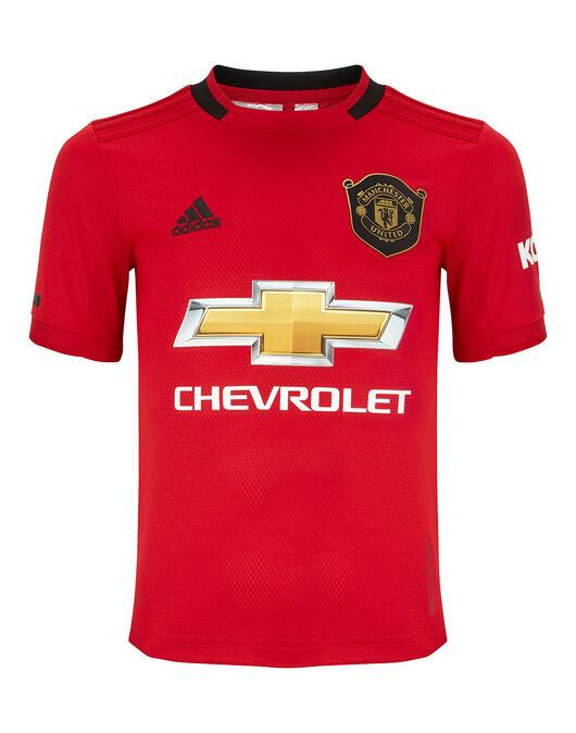 c7a1b6355b3 Kid s Man United 19 20 Home Jersey