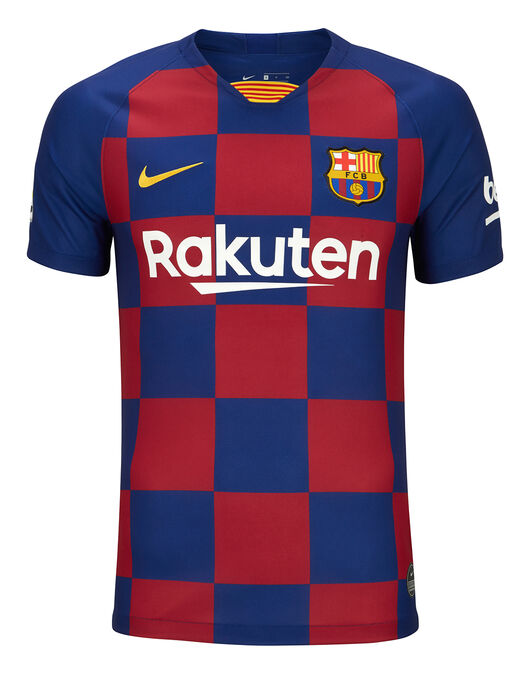 Adult Barcelona 19/20 Home Jersey