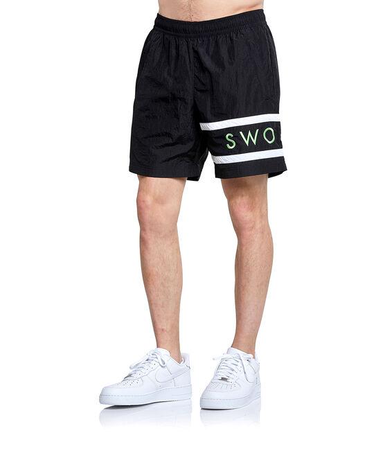 Mens Swoosh Shorts