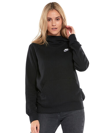 Womens Essential Fleece Funnel