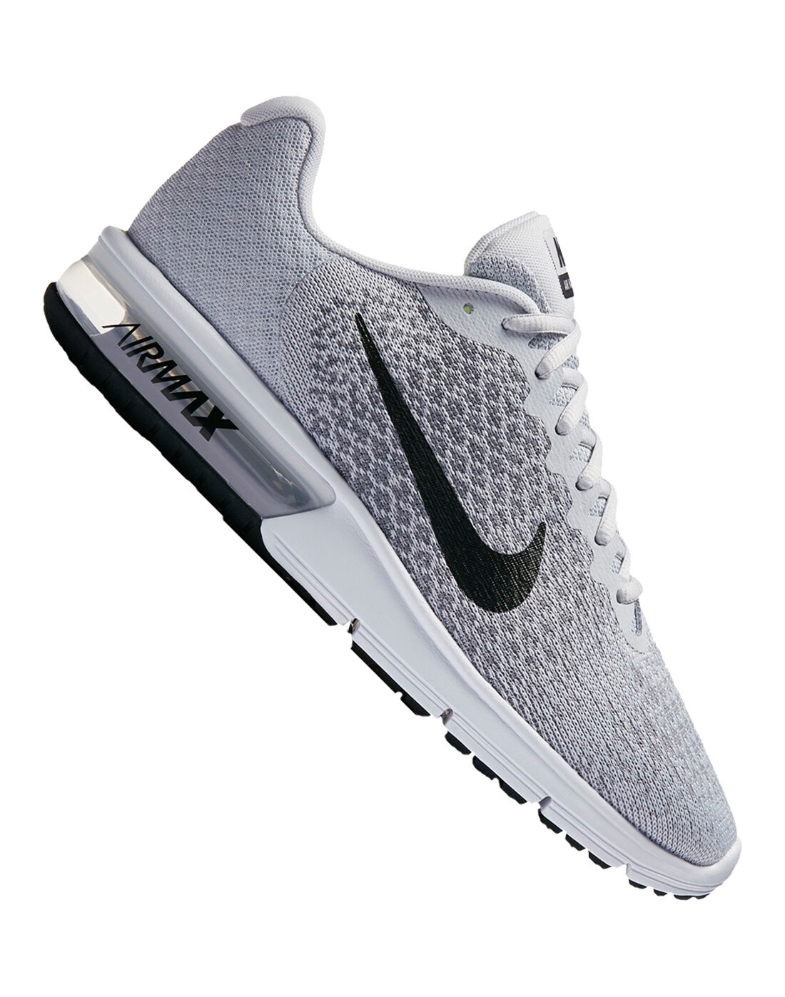 Nike Mens Air Max Sequent 2 - White