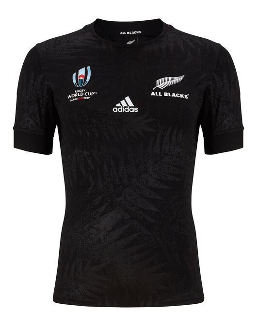 Adult All Blacks RWC Players Home Jersey