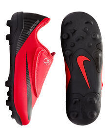 Kids CR7 Mercurial Vapor Club FG