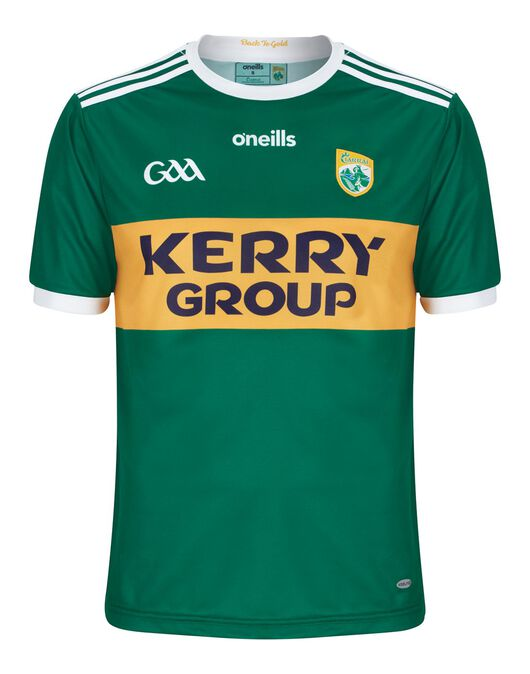 Adult Kerry GAA Home Jersey 2018