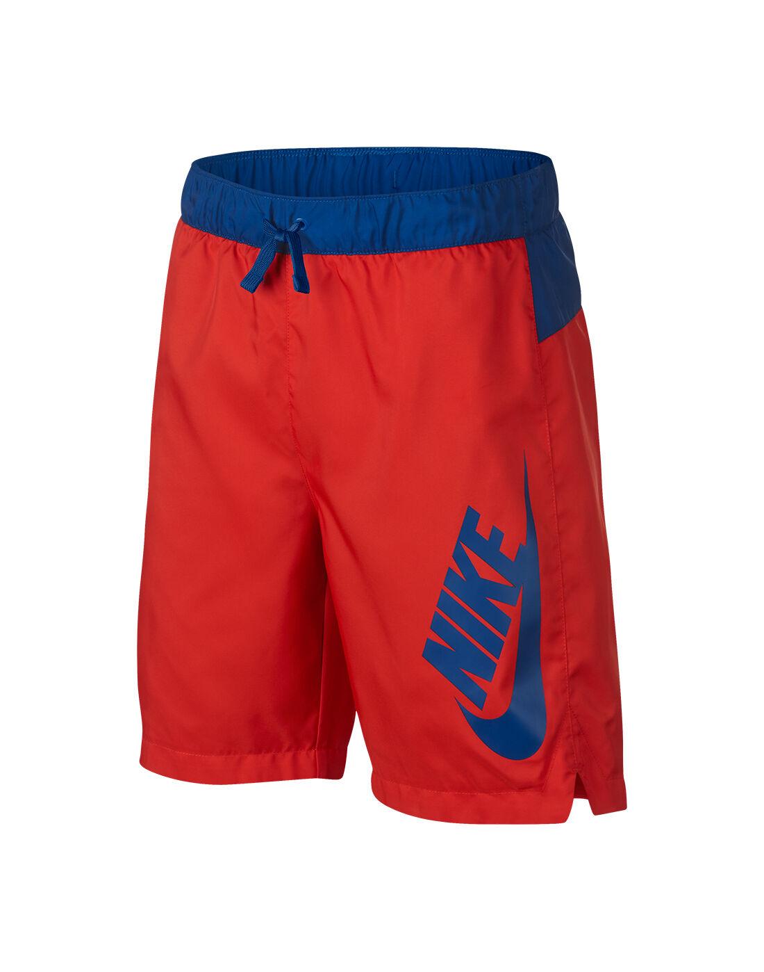 Blue Nike Shorts | Life Style Sports