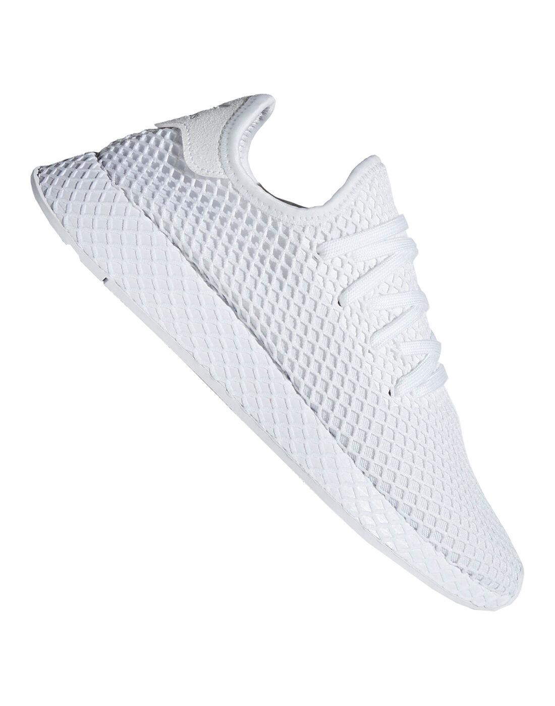 Mens adidas Originals Deerupt Blanc Life Style Sports