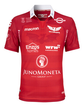 Adult Scarletts Home Jersey