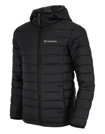 Older Boys Hooded Jacket
