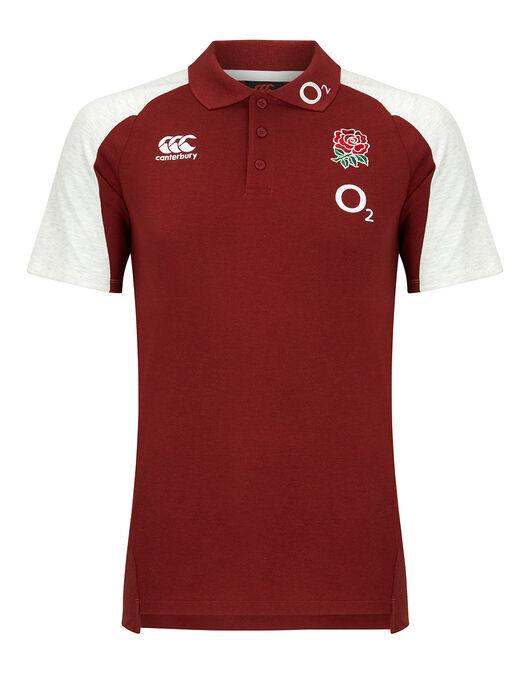 Adult England Polo Shirt