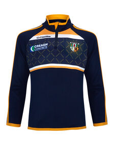 Kids Antrim Merrion Half Zip Top