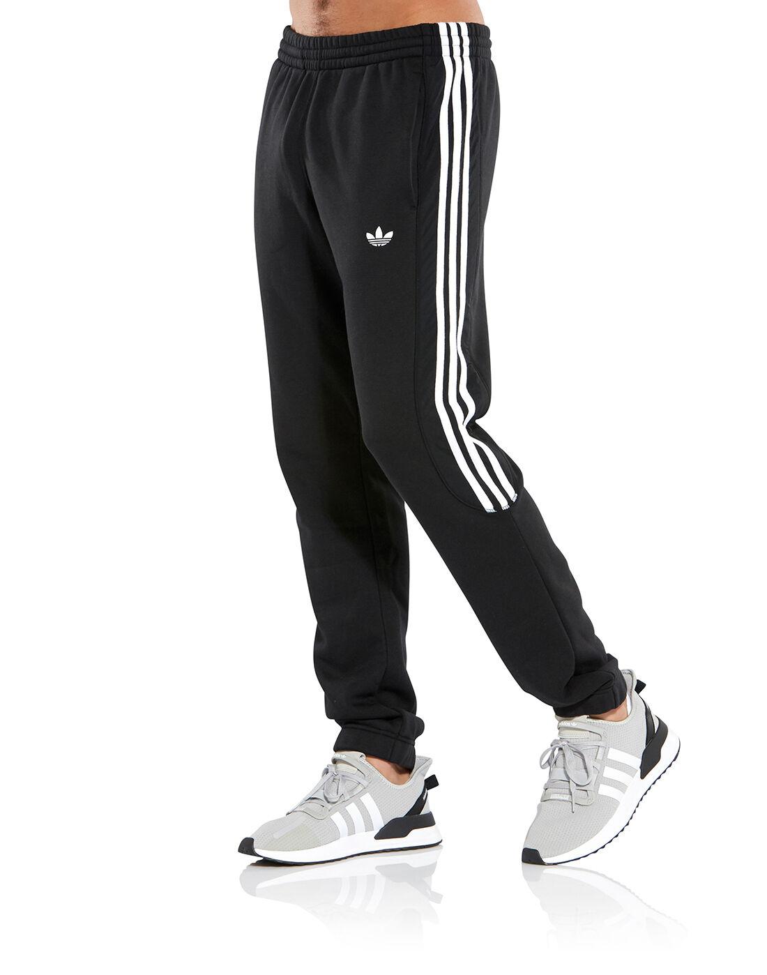Men's Black adidas Originals Radkin Pants   Life Style Sports