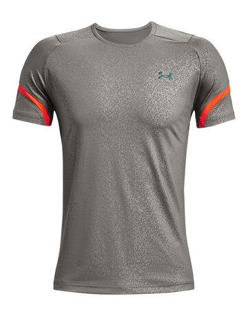 Mens Rush 2.0 Emboss Training T-Shirt