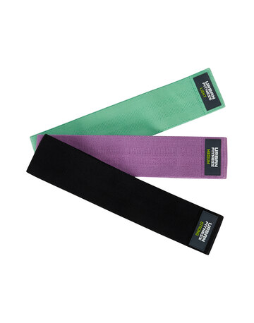 UF Fabric Resistance Band Loop Set of 3