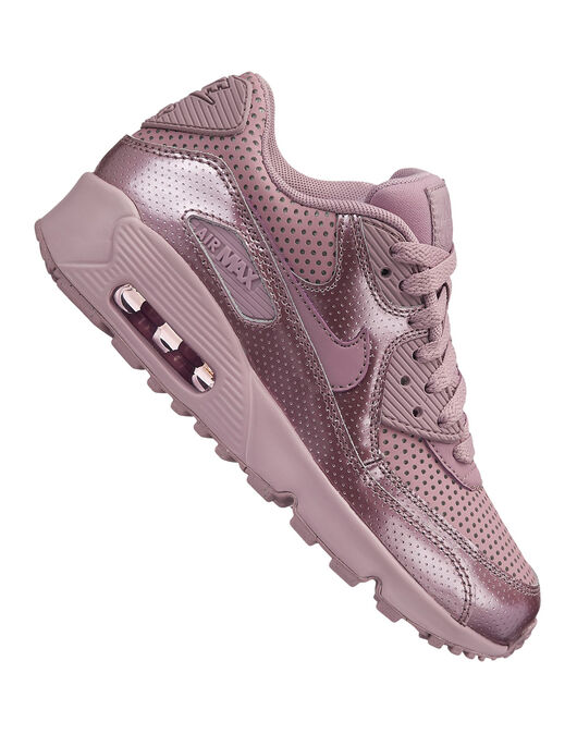 super cute latest discount new concept Girls Nike Air Max 90   Pink   Life Style Sports