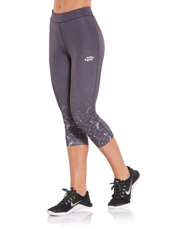 Womens Jelia Capri Leggings