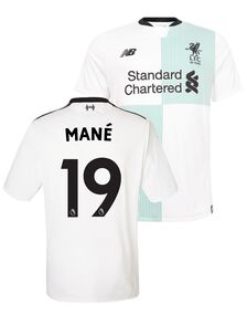 Adult Liverpool Mane Away Jersey