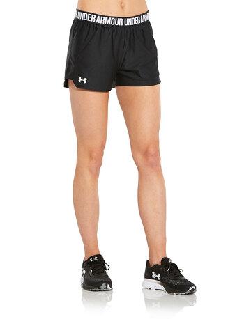 Womens Play Up Shorts
