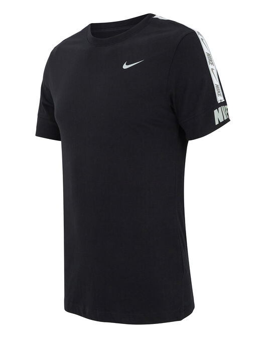 Mens Repeat Reflective Taping T-Shirt