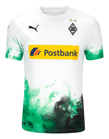 Adult Monchengladbach 19/20 Home Jersey