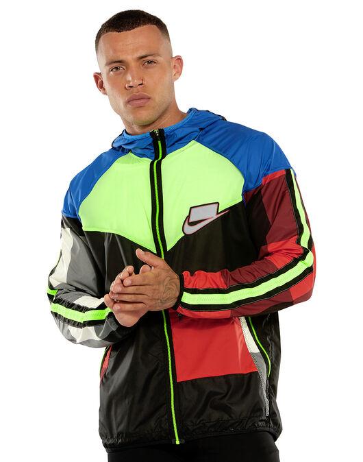 Diacrítico Paloma Inferior  Nike Mens Wild Run Winter Jacket - Blue   Life Style Sports UK