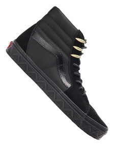 Mens Sk8-Hi Marvel Black Panther