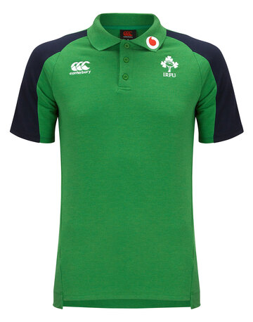 Adult Ireland Cotton Polo 2019/20
