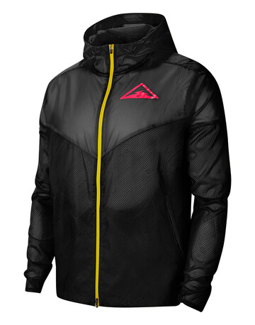 Mens Trail Windrunner Jacket