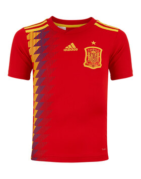 Kids Spain WC18 Home Jersey