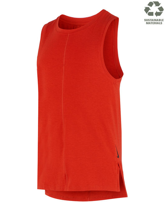 Mens Dry Yoga Vest