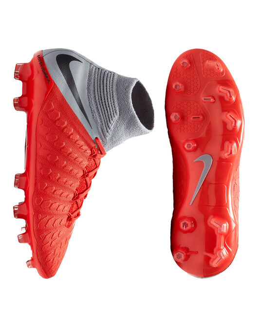 Kids Hyerpvenom Phantom Elite FG