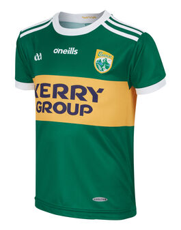Kids Kerry GAA Home Jersey 2018
