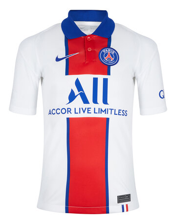 Kids PSG 20/21 Away Jersey