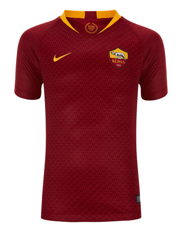 Kids Roma Home 18/19 Jersey