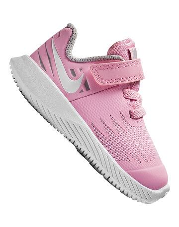 hot sale online e02d8 5e996 Infant Girls Star Runner ...