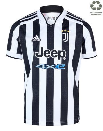 Kids Juventus 21/22 Home Jersey