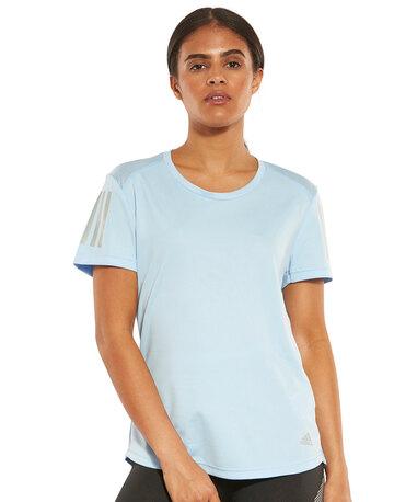 Womens Own The Run T-Shirt ...