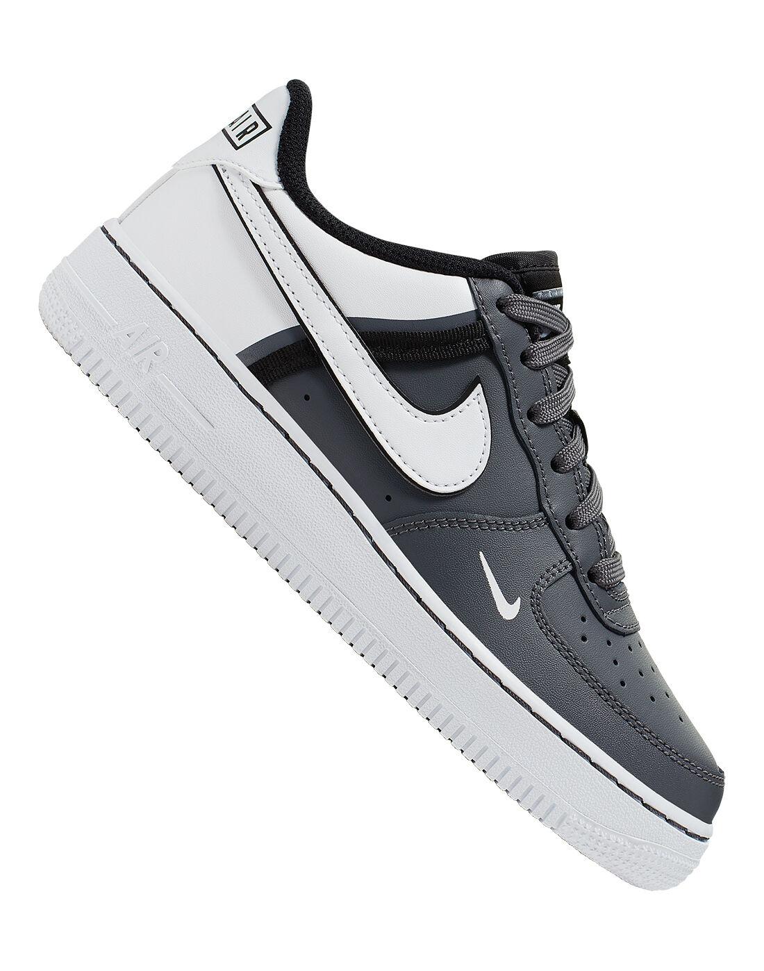 Nike Older Kids Air Force 1 - Grey