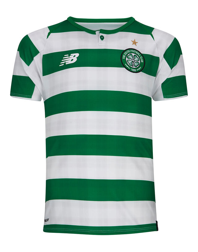 Kids Celtic 18/19 Home Jersey