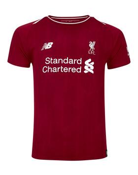 Kids Liverpool Home 18/19 Kit