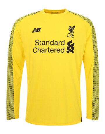 Kids Liverpool 18 19 GK Home Jersey ... 05c43c350
