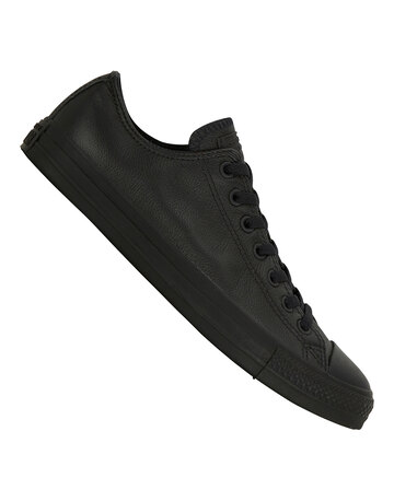 Mens Chuck Taylor Leather Mono