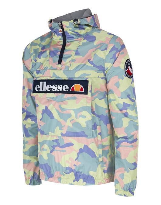 93d272ea2c Men's Ellesse Montgomery Camo Jacket | Life Style Sports
